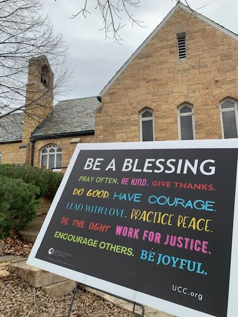 A Progressive Christian Voice in Our Community